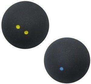 pelota de squash características