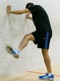 precalentamiento squash