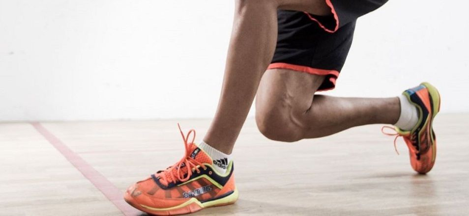 zapatillas de squash