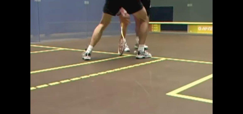 entrenamiento squash